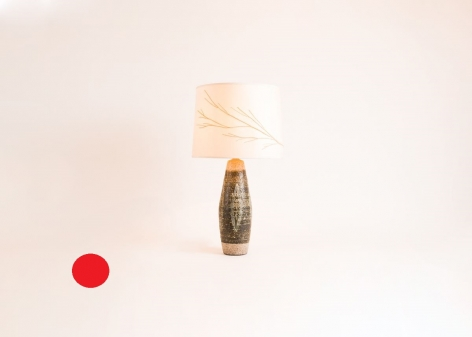 Sold table lamp