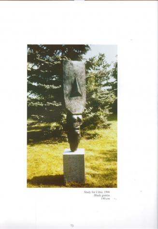 Cassamajor Sculpture