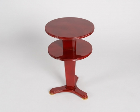 Maison Leleu side table