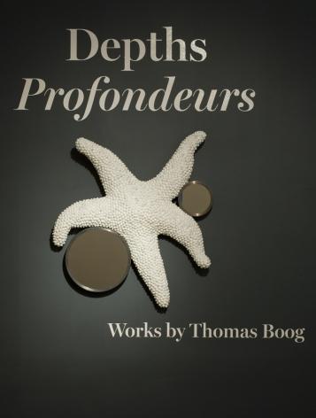 Depths/Profondeurs Works By Thomas Boog