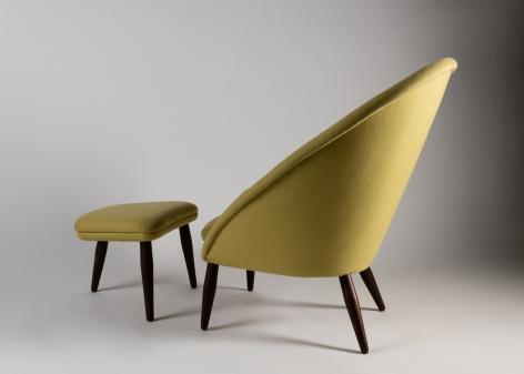 Ditzel Chair & Ottoman