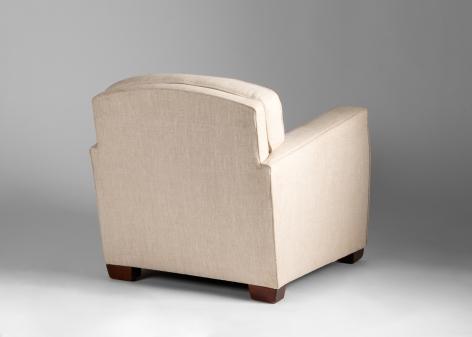 Leleu armchairs