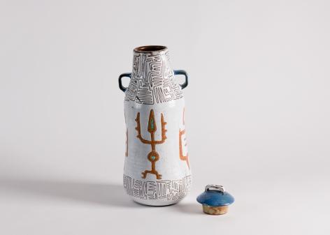 Jean Rivier Vase