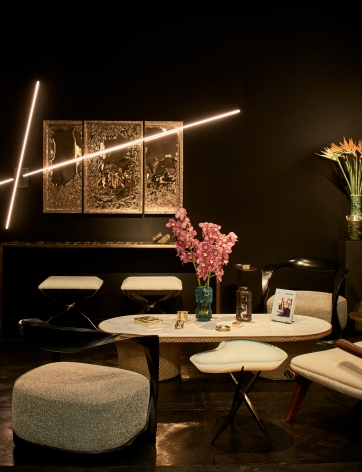 Photo of Salon Booth 2019