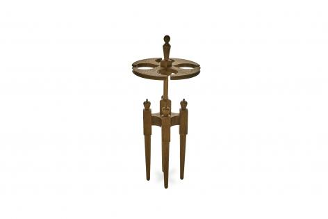 Guillerme et Chambron table lamp
