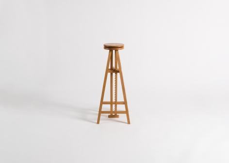 Adjustable Sculpture Stand