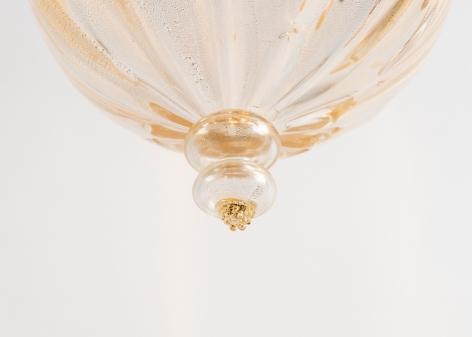 Fine Murano Hanging Lantern