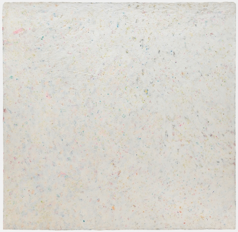 Untitled, 1976, Mixed media on canvas