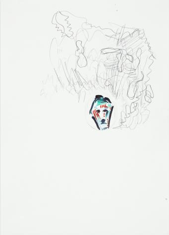 Norbert Prangenberg Zeichnung, 2003