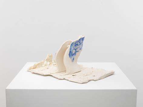 Landschaft, 2012, Glazed ceramic