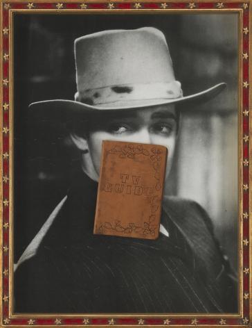 Midnight Cowboy, 2009, Mixed media