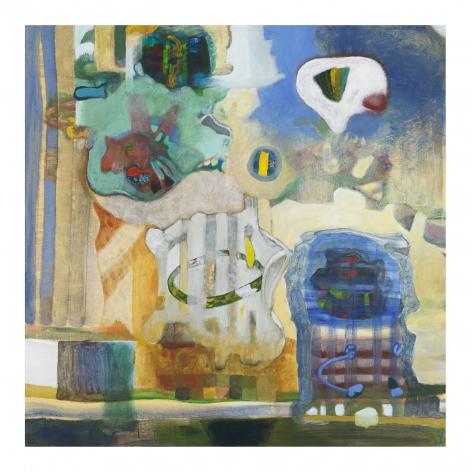 Yaqui Abstraction I, 2011