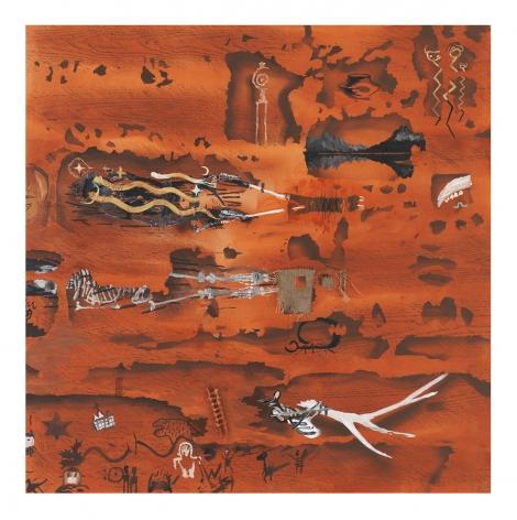 Cavity, 2020 Oil on canvas
