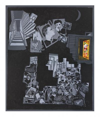 The Studio (Francis Bacon), 2020