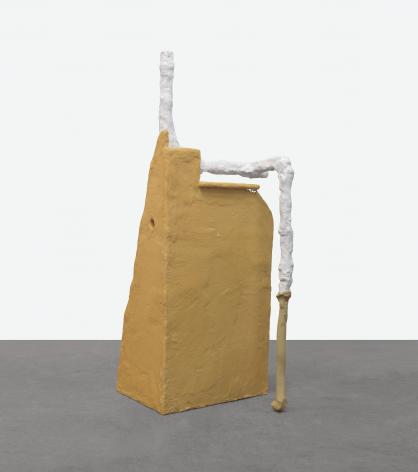 Crutch, 2015, Mixed media