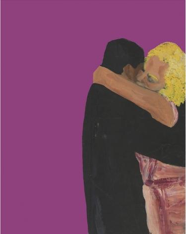 Rosalyn Drexler, In Love, 1963