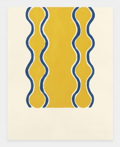 Paul Feeley, Untitled, 1963