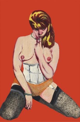 Rosalyn Drexler, Baby Doll, 1964