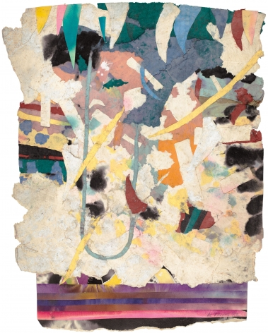 Untitled, 1982, Paper collage