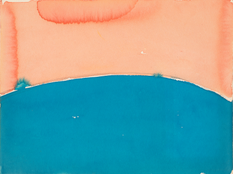 Paul Feeley Untitled, 1958-1959