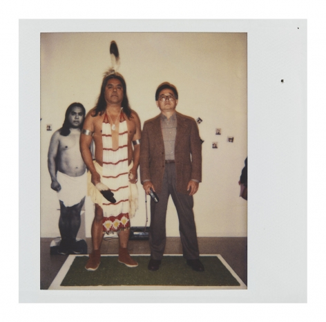 Take a Picture with a Real Indian, 1991