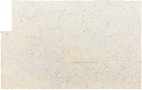 Untitled, 1974-1975, Mixed media on canvas