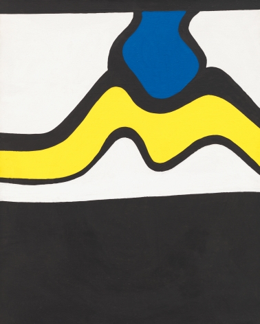 Untitled, 1961 Acrylic on canvas