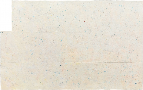 Untitled, 1974–1975, Mixed media on canvas
