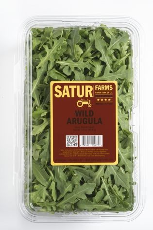 Wild Arugula Retail Clamshell Packs