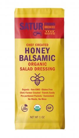 Honey Balsamic Organic Dressing 1 oz