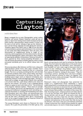 Beyond Race Magazine