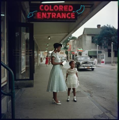 Gordon Parks, Department Store, Mobile, Alabama, 1956, pigment print