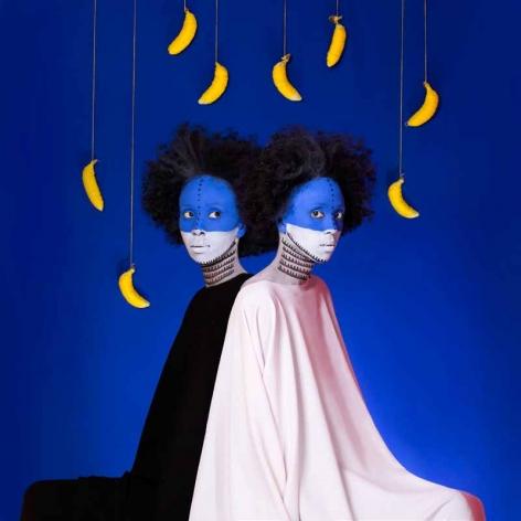 Aida Muluneh Both Sides, 2017 Archival digital photography 80 x 80 cm
