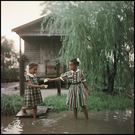 Gordon Parks. Untitled, Alabama, 1956, edition 10 of 15, archival pigment print, 16 x 20 in.