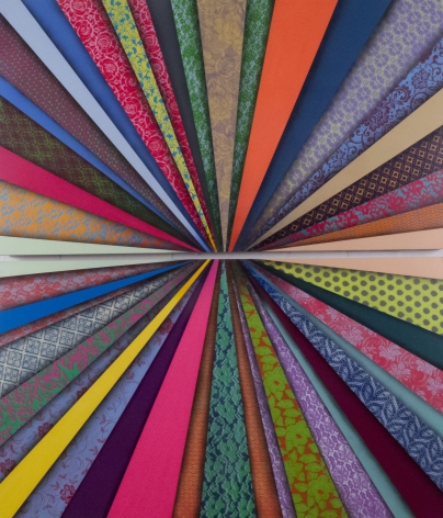 WALL STREET INTERNATIONAL / Art: Tactile/Textile at the Chesterfield Gallery in New York, United States