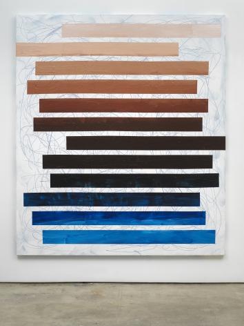 Tariku Shiferaw Hey There (Dej Loaf), 2021 Acrylic on canvas 96 x 84 inches (243.8 x 213.4 cm) (GL14975)