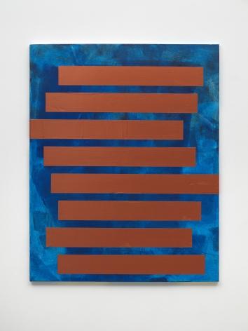 Tariku Shiferaw Caramel (City High), 2021 Acrylic on canvas 60 x 48 inches (152.4 x 121.9 cm) (GL14982)