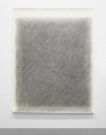 Michelle Stuart #14 Blue Stone, 1973 Graphite on paper 84 x 62 inches (213.4 x 157.5 cm) (GL12749)