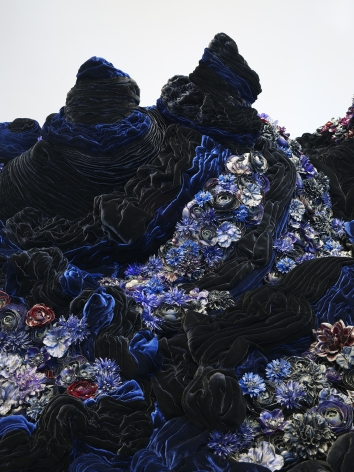 Petah Coyne Untitled #1379 (The Doctor's Wife) (detail), 1997-2018