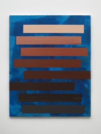 Tariku Shiferaw Do It (Chloe x Halle), 2021 Acrylic on canvas 60 x 48 inches (152.4 x 121.9 cm) (GL14981)
