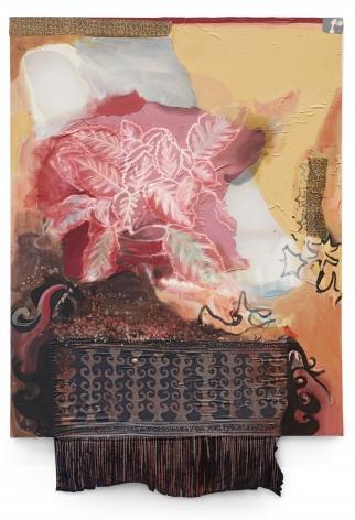 Lauren Luloff, Flame Violet and Golden, 2012