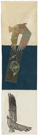Nancy Spero Masha Bruskina/Vulture Goddess, 1996