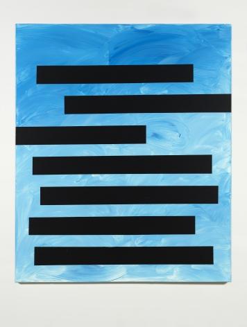 Tariku Shiferaw Cranes in the Sky (Solange), 2020 Acrylic on canvas 72 x 60 inches (182.9 x 152.4 cm) (GL14931)