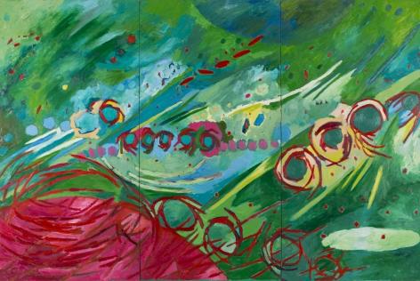 Mildred Thompson Music of the Spheres: Mercury, 1996