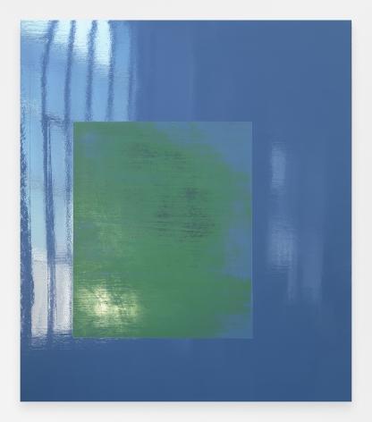 Kate Shepherd Earth, 2019 Enamel on panel 50 x 43.5 inches (127 x 110.5 cm) (GL 14290)