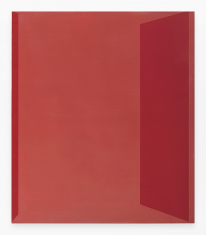Kate Shepherd Kind of Red, 2019 Enamel on panel 50 x 43.5 inches (127 x 110.5 cm) (GL 14293)