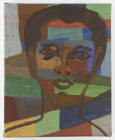 Ficre Ghebreyesus Portrait of a Boy, c.2011 Oil on canvas 10 x 8 inches (25.4 x 20.3 cm) Framed: 12.38 x 10.5 x 1.63 inches (31.4 x 26.7 x 4.1 cm) GL13669