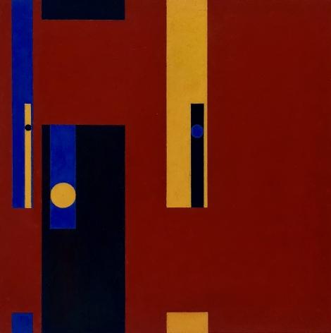 Hélio Oiticica, Untitled, 1955