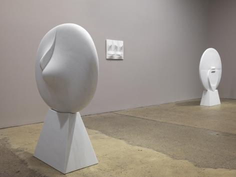 Installation view, Zilia Sánchez: Eros