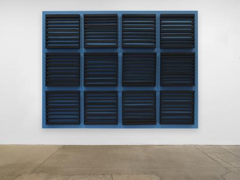 Tariku Shiferaw A Boy is a Gun (Tyler, the Creator), 2020 Wood, wall paint, lacquer 106 x 140 inches (269.2 x 355.6 cm) (GL14808)